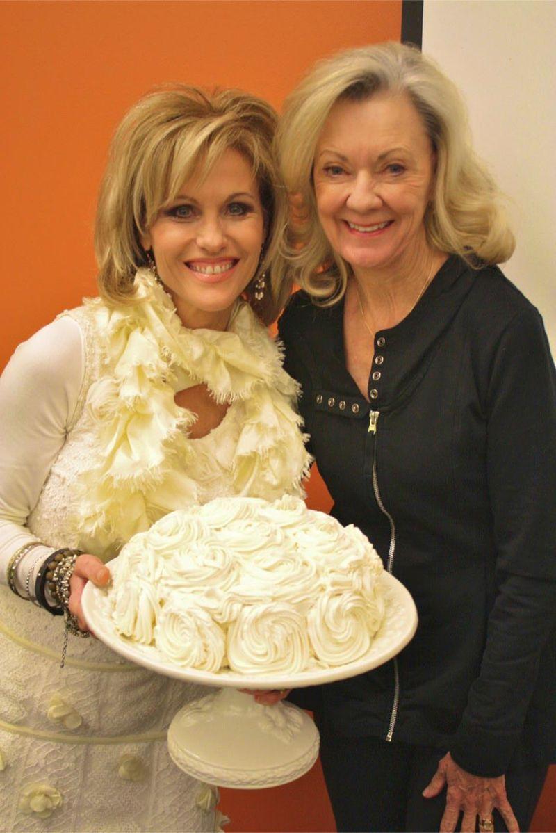 Teresa Farney and me